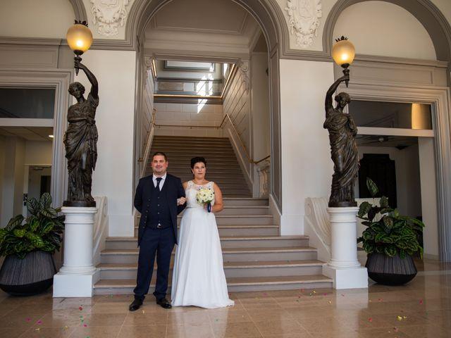 Le mariage de Cédric et Jenny à Châtellerault, Vienne 40