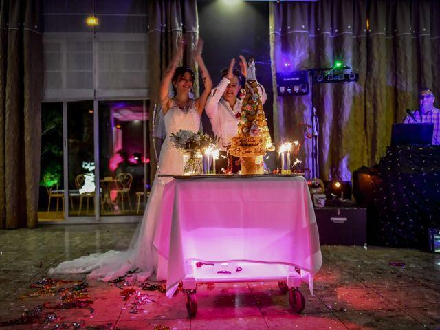 Le mariage de Camille et Stéphanie à Naintré, Vienne 92
