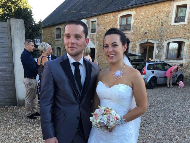 Le mariage de Thomas  et Florine  à Crannes en Champagne, Sarthe 3