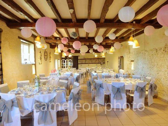 Le mariage de Thomas  et Florine  à Crannes en Champagne, Sarthe 7
