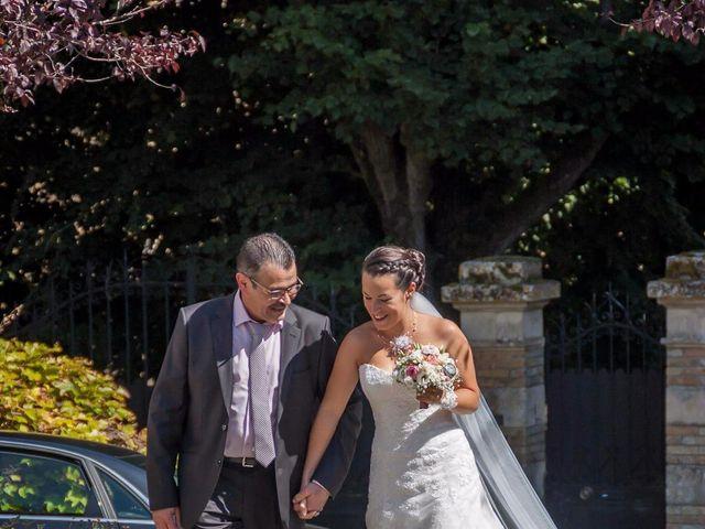 Le mariage de Thomas  et Florine  à Crannes en Champagne, Sarthe 11