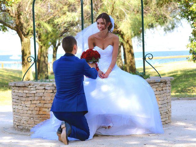 Le mariage de Florian et Manon à Martigues, Bouches-du-Rhône 11