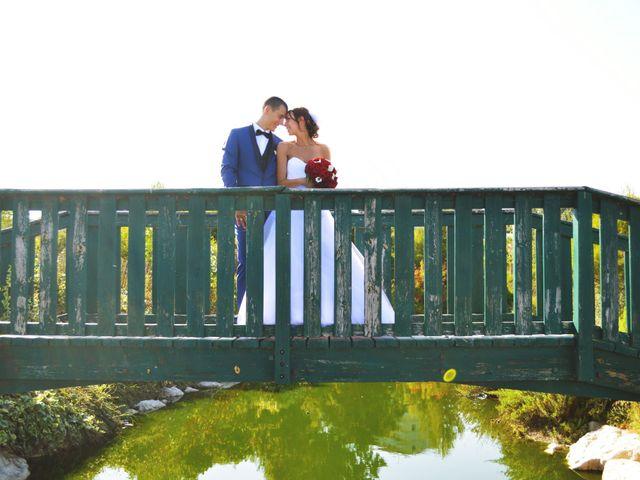 Le mariage de Florian et Manon à Martigues, Bouches-du-Rhône 12