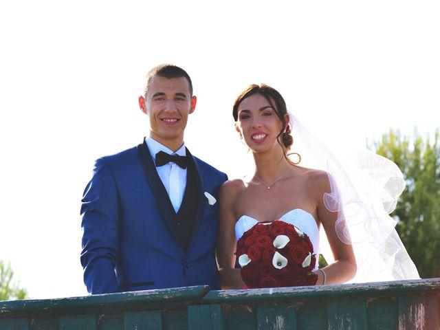 Le mariage de Florian et Manon à Martigues, Bouches-du-Rhône 13