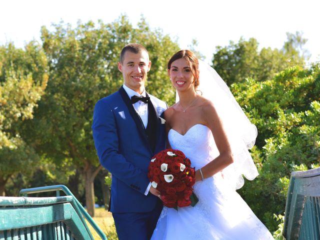 Le mariage de Florian et Manon à Martigues, Bouches-du-Rhône 14