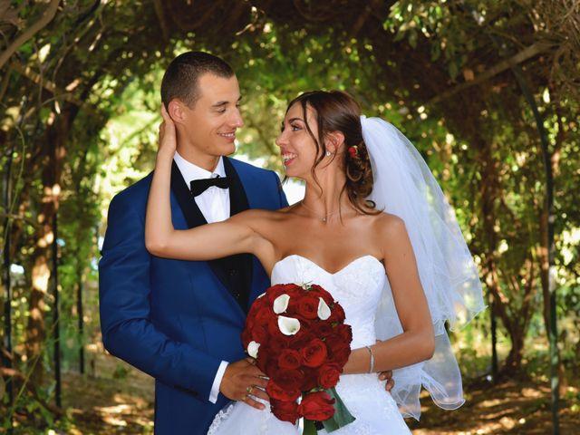 Le mariage de Florian et Manon à Martigues, Bouches-du-Rhône 17