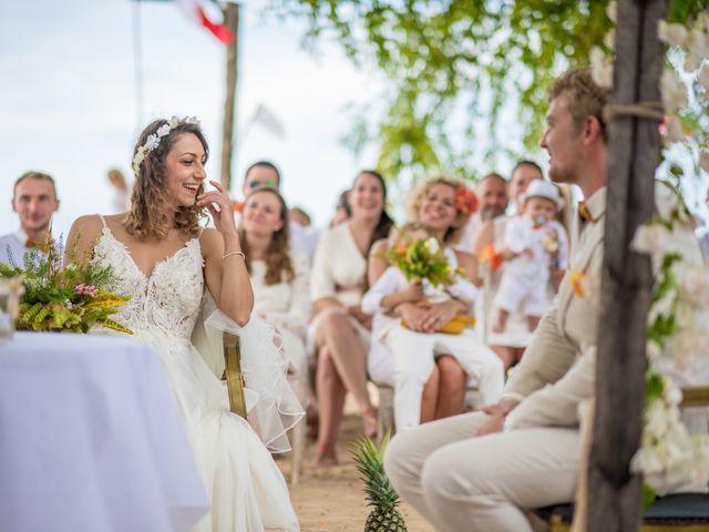 Le mariage de Aurelien et Galina à Saint-Denis, La Réunion 10