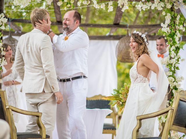 Le mariage de Aurelien et Galina à Saint-Denis, La Réunion 12