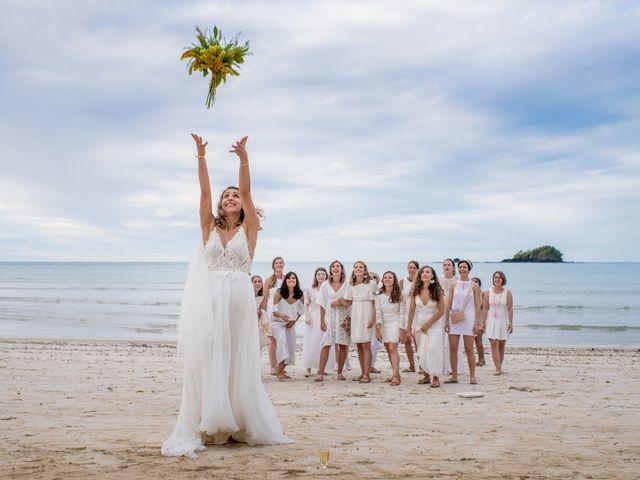 Le mariage de Aurelien et Galina à Saint-Denis, La Réunion 15