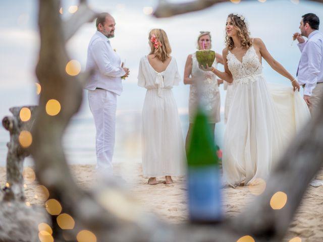 Le mariage de Aurelien et Galina à Saint-Denis, La Réunion 18