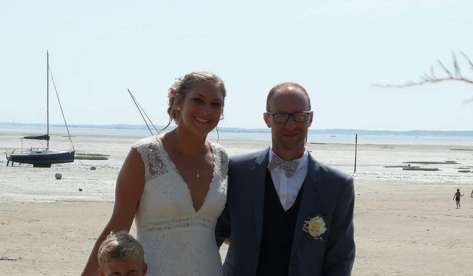 Le mariage de Laurent  et Julie à Lanton, Gironde