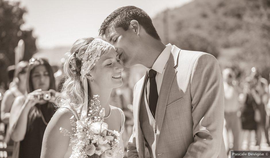 Le mariage de Julian et Léna à Limoux, Aude