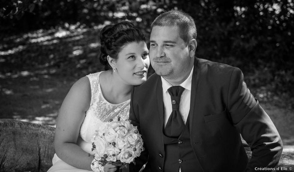 Le mariage de Cédric et Jenny à Châtellerault, Vienne