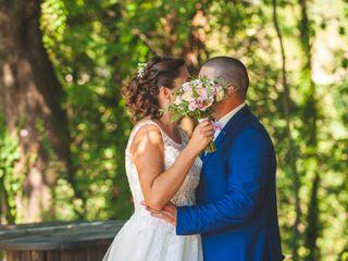 Le mariage de Sophie Romain  et Romain