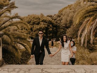 Le mariage de Sabrina et Yoann 1