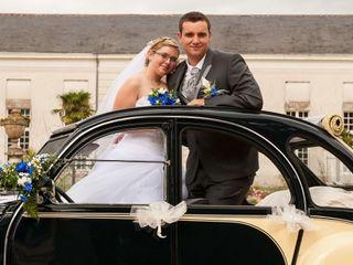 Le mariage de Estelle et Matthieu