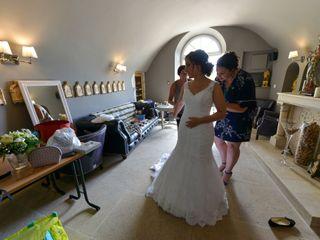 Le mariage de Aurélia et Thibaut 1