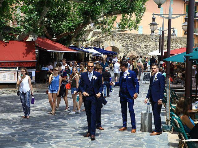 Le mariage de Nick et Emma à Collioure, Pyrénées-Orientales 1