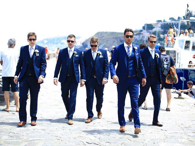 Le mariage de Nick et Emma à Collioure, Pyrénées-Orientales 6