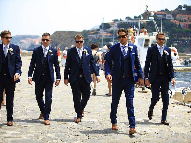 Le mariage de Nick et Emma à Collioure, Pyrénées-Orientales 3