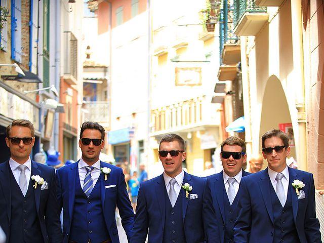 Le mariage de Nick et Emma à Collioure, Pyrénées-Orientales 7