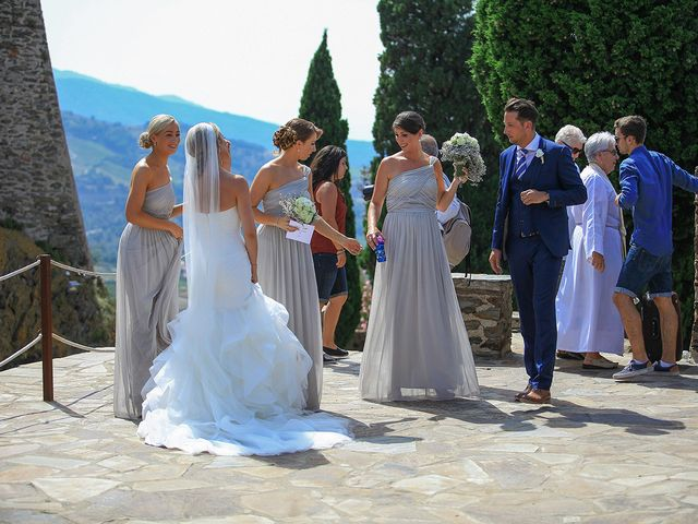 Le mariage de Nick et Emma à Collioure, Pyrénées-Orientales 33
