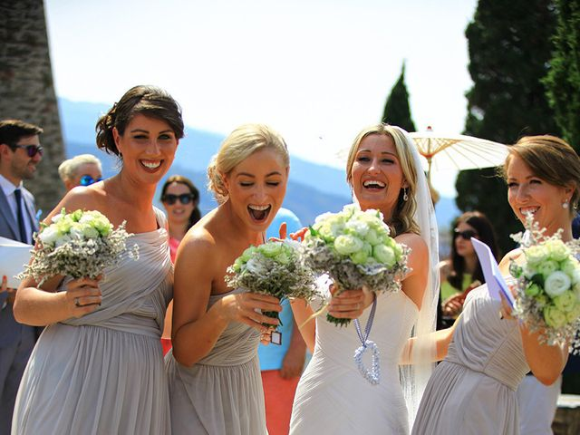 Le mariage de Nick et Emma à Collioure, Pyrénées-Orientales 29