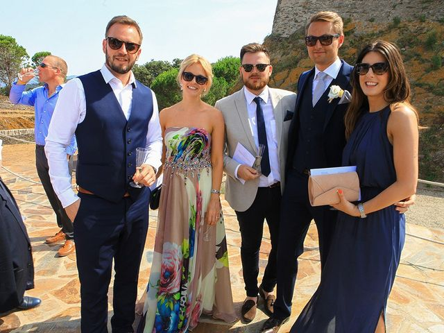 Le mariage de Nick et Emma à Collioure, Pyrénées-Orientales 31