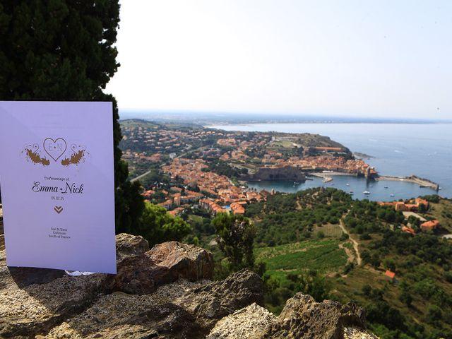 Le mariage de Nick et Emma à Collioure, Pyrénées-Orientales 35