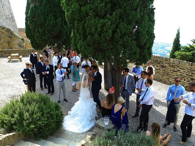 Le mariage de Nick et Emma à Collioure, Pyrénées-Orientales 36