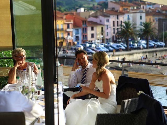 Le mariage de Nick et Emma à Collioure, Pyrénées-Orientales 75