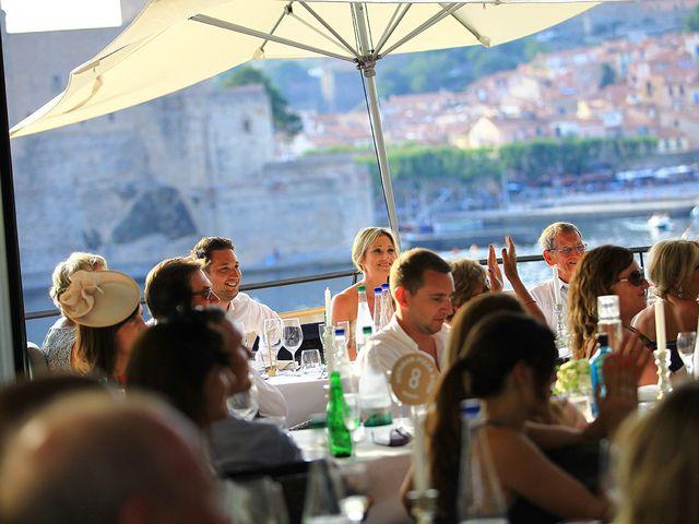 Le mariage de Nick et Emma à Collioure, Pyrénées-Orientales 47