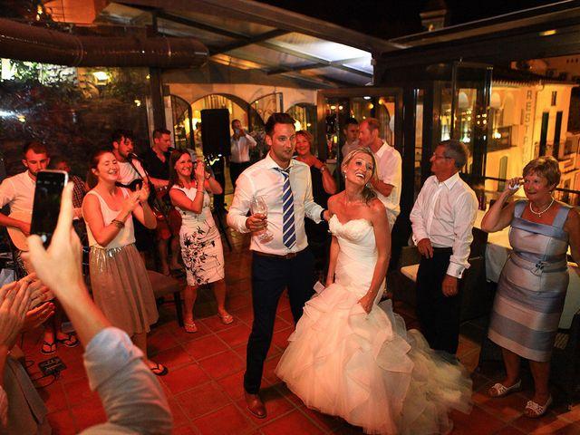 Le mariage de Nick et Emma à Collioure, Pyrénées-Orientales 59