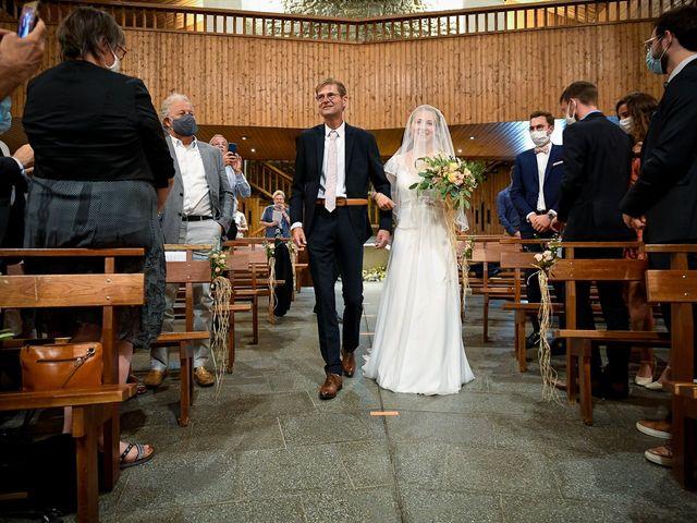 Le mariage de Adrien et Céline à La Clusaz, Haute-Savoie 2