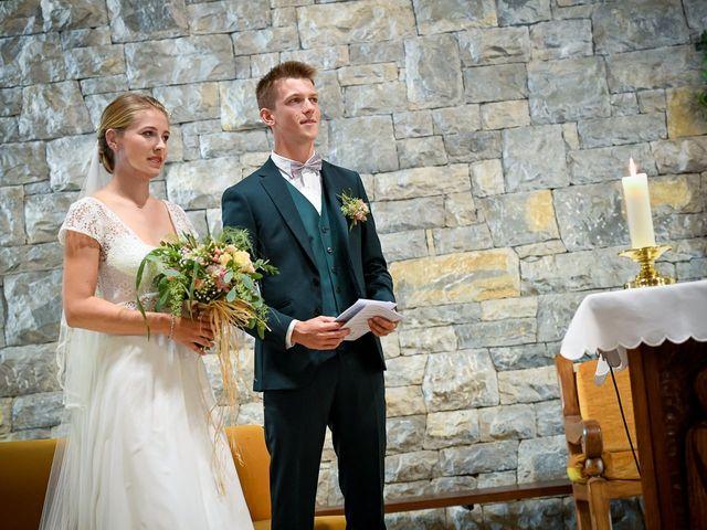 Le mariage de Adrien et Céline à La Clusaz, Haute-Savoie 3