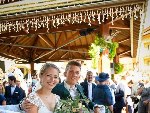 Le mariage de Adrien et Céline à La Clusaz, Haute-Savoie 7