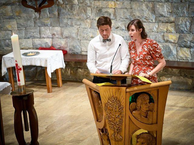 Le mariage de Adrien et Céline à La Clusaz, Haute-Savoie 8