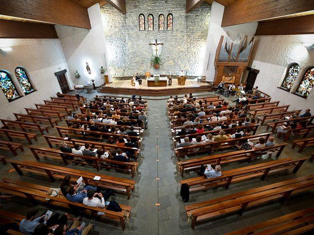 Le mariage de Adrien et Céline à La Clusaz, Haute-Savoie 11