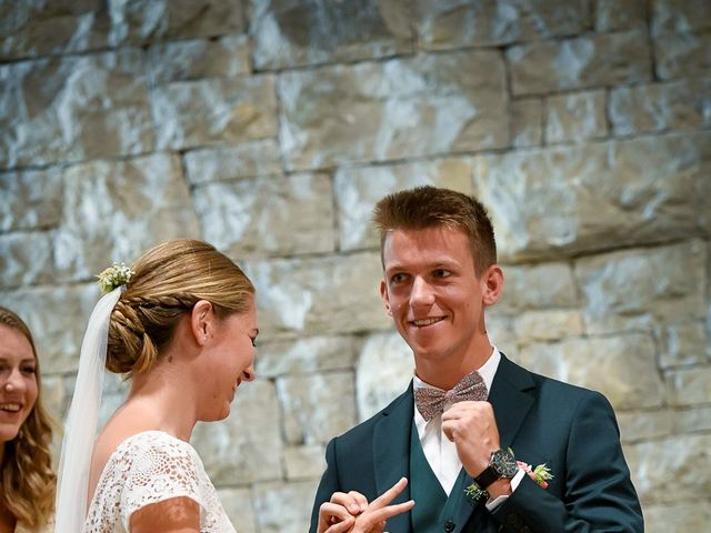 Le mariage de Adrien et Céline à La Clusaz, Haute-Savoie 13