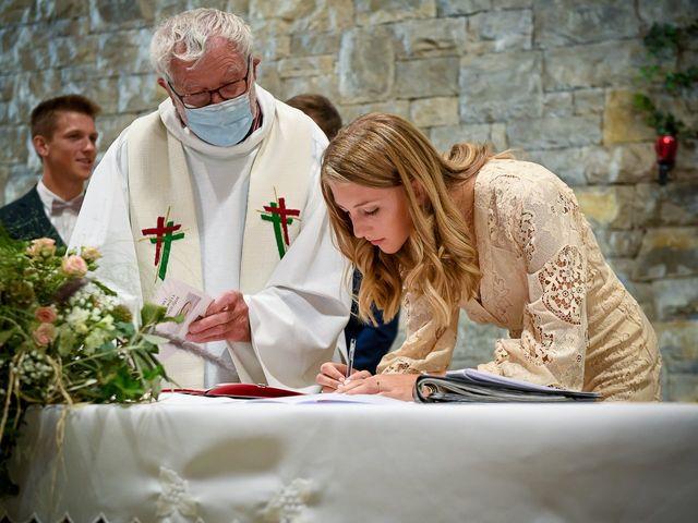Le mariage de Adrien et Céline à La Clusaz, Haute-Savoie 14