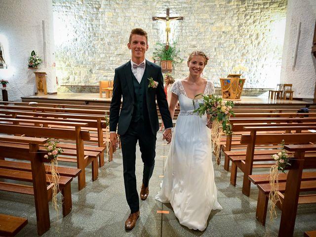 Le mariage de Adrien et Céline à La Clusaz, Haute-Savoie 15