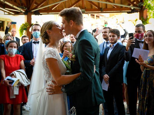 Le mariage de Adrien et Céline à La Clusaz, Haute-Savoie 16