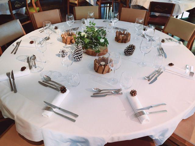 Le mariage de Adrien et Céline à La Clusaz, Haute-Savoie 20