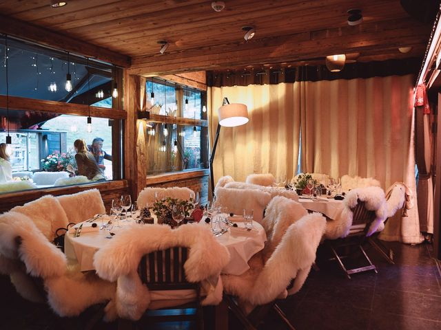Le mariage de Adrien et Céline à La Clusaz, Haute-Savoie 23