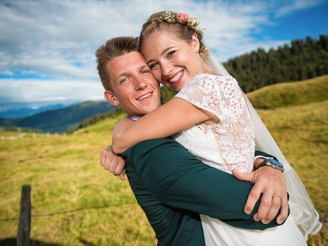 Le mariage de Adrien et Céline à La Clusaz, Haute-Savoie 25