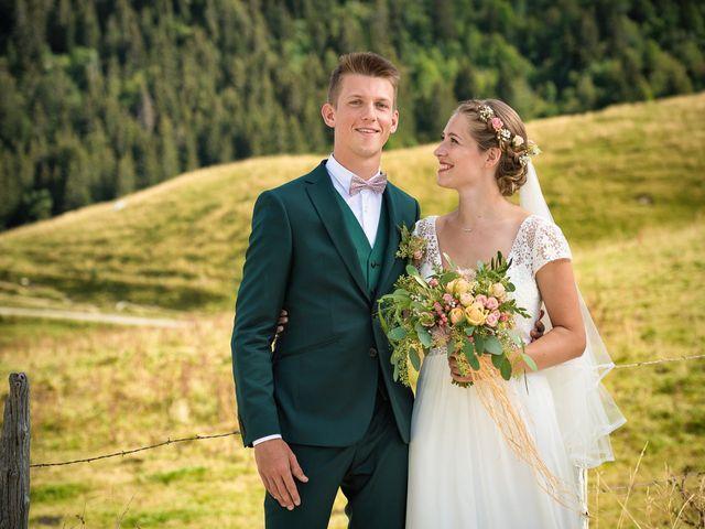 Le mariage de Adrien et Céline à La Clusaz, Haute-Savoie 26