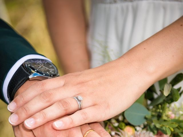Le mariage de Adrien et Céline à La Clusaz, Haute-Savoie 27