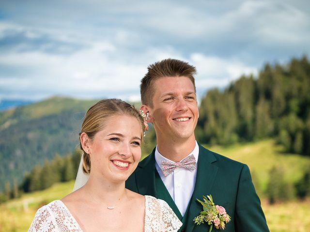 Le mariage de Adrien et Céline à La Clusaz, Haute-Savoie 28