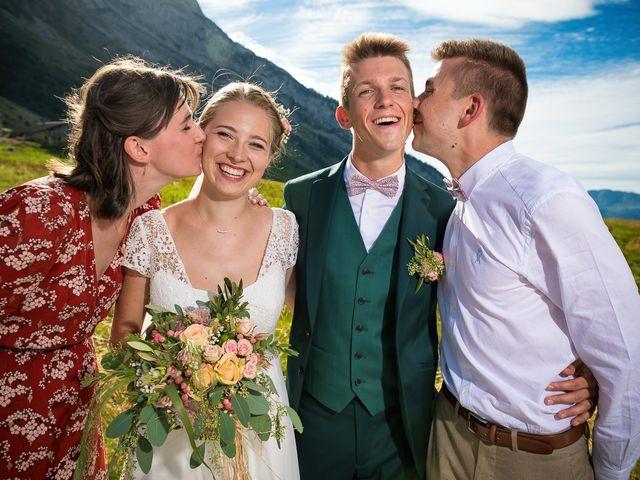 Le mariage de Adrien et Céline à La Clusaz, Haute-Savoie 30
