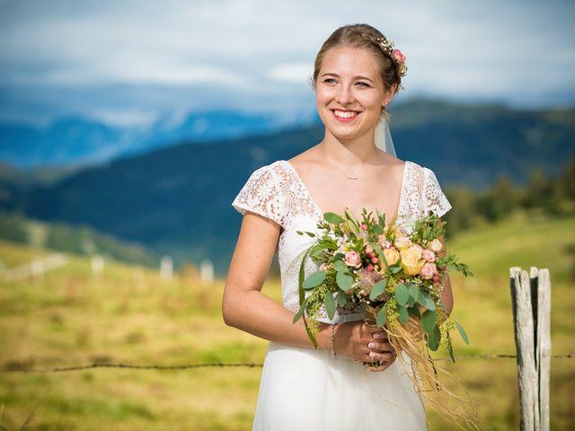 Le mariage de Adrien et Céline à La Clusaz, Haute-Savoie 34